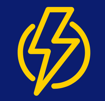 Electricians & Electrical Contractors Logo